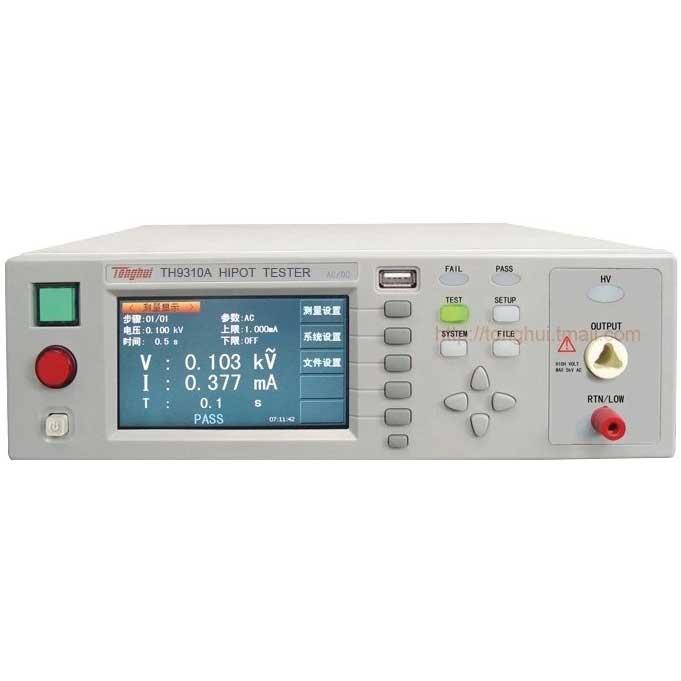 交流耐压测试仪gpt-805