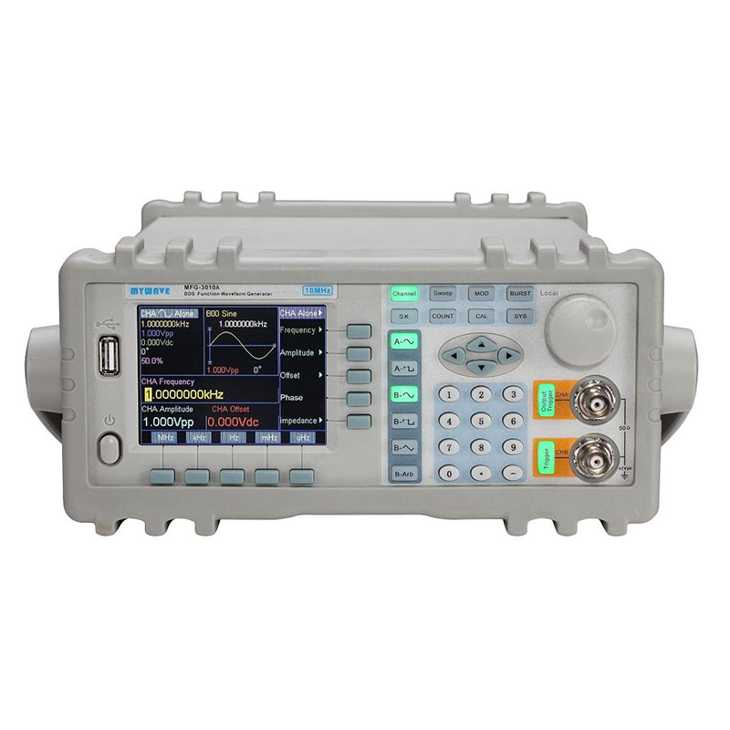 dds函数信号发生器mfg-3020a